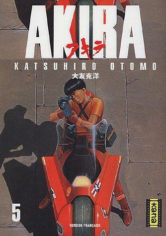 Akira, tome 5