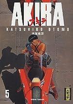 Akira, tome 5 de Katsuhiro Otomo