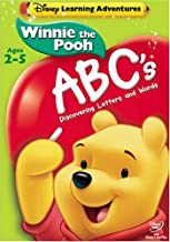 Disney's Learning Adventures - Winnie the Pooh - ABC's