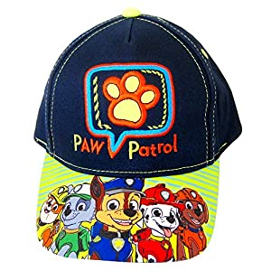 ABG Accessories Nickelodeon Paw Patrol Boys Baseball Cap – Toddler