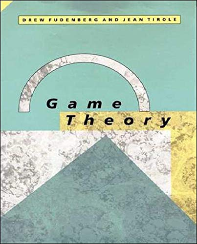 Game Theory (The MIT Press)