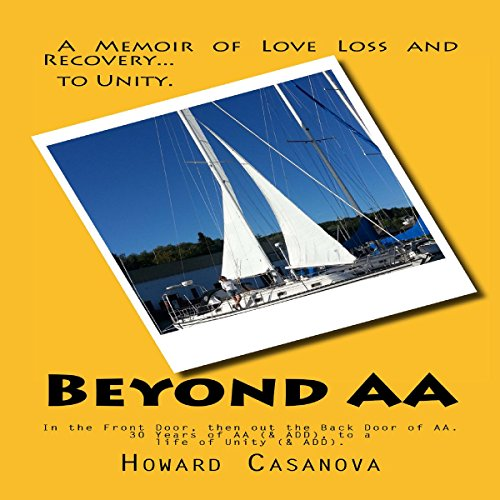 Beyond AA audiobook cover art