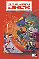 Samurai Jack Volume 1 by Jim Zub(2014-06-17)