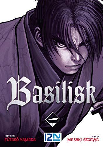 Couverture du livre Basilisk - tome 01 - extrait offert