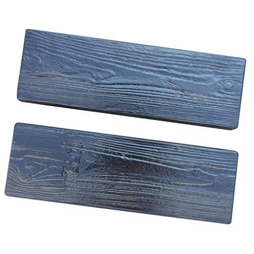 1 Paar Betonform Gießform Wandverkleidung Klinkersteine Verblender Riemchen Beton Gips