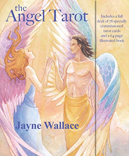 The Angel Tarot: Includes a full deck of 78 specially commissioned tarot cards and a 64-page...
