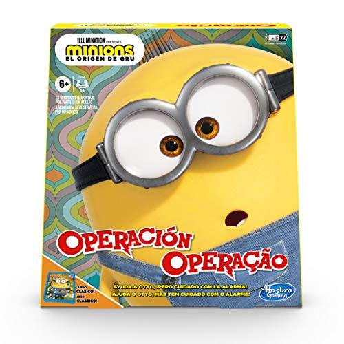 Hasbro Gaming- Minions 2 Operation (E9388175)