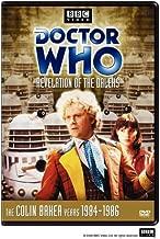 doctor who revelation of the daleks dvd