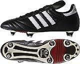 adidas Originals World Cup, Botas de fútbol Hombre, Negro, 38 2/3 EU (5.5)