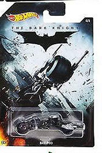 Hot Wheels Batman Bat-Pod 4/6 1:64