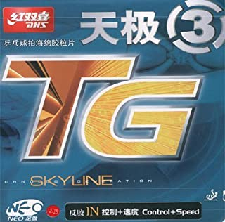 DHS Skyline TG3 NEO Offensive Chinese Table Tennis Rubber Topsheet