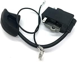 Allymoto AM Ignition Coil Module for STIHL FS90R FS100R FS110R FS130R KM100R FC90 Trimmer Brushcutter Strimmer # 4180 1302 A