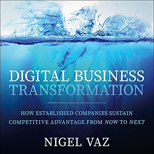 Digital Business Transformation cover art