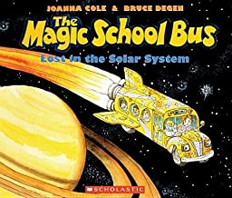 The Magic School Bus Lost in the Solar System[MSB-MSB LOST IN THE SOLAR SYST][Prebound]