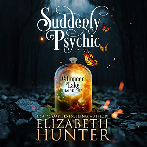 Couverture de Suddenly Psychic: A Paranormal Women's Fiction Novel