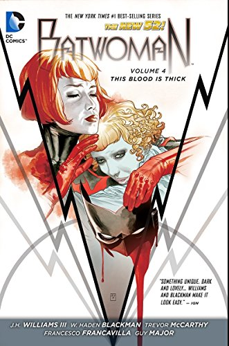 Batwoman Volume 4: This Blood is Thick HC (The New 52) [Idioma Inglés]