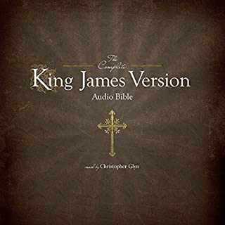 The Complete King James Version Audio Bible cover art