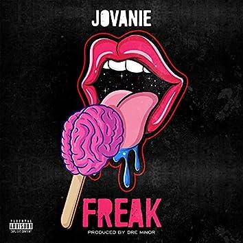 Jovanie Freak