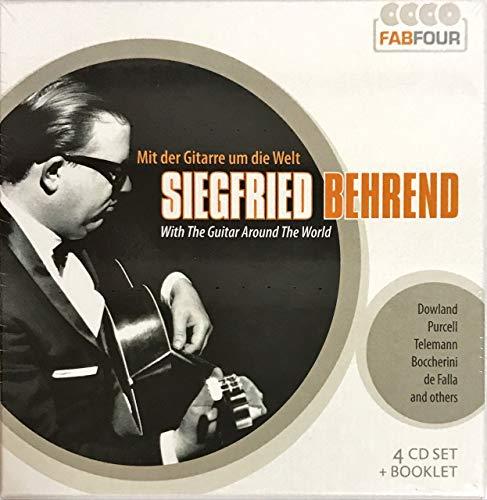 Siegfried Behrend - Mit der Gitarre um die Welt