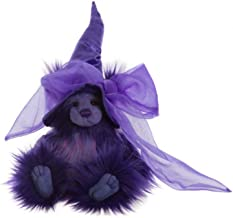 Charlie Bears Potions, a 10 inch Plush Witch Bear from The 2019 Collection