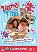 Topsy & Tim - And That, Said Mummy, Was That! Triple