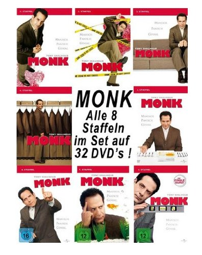 Monk Monk Original Soundtrack