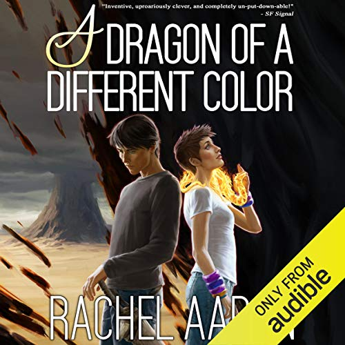A Dragon of a Different Color cover art