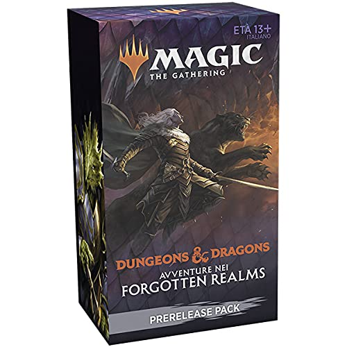 Magic The Gathering Avventure nei Forgotten Realms - Prerelease Pack (ITA)