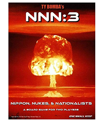 NNN3: Nippon, Nukes & Nationalists