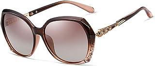 KH VEITHDIA Polarized Sunglasses for Women Sun Glasses Fashion Ladies Shades UV Protection