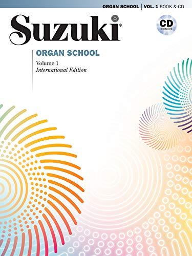 Suzuki Organ School, Vol 1: Book & CD