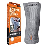 Incrediwear Circulation Sock, Ankle ,Grey, M
