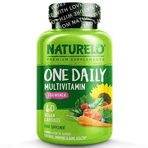 NATURELO One Daily Multivitamin for Women, 0.09501kg, 60 Units