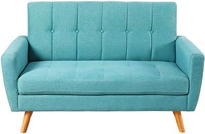 Amazon.com: Costzon Sofá para niños, silla tapizada de piel ...