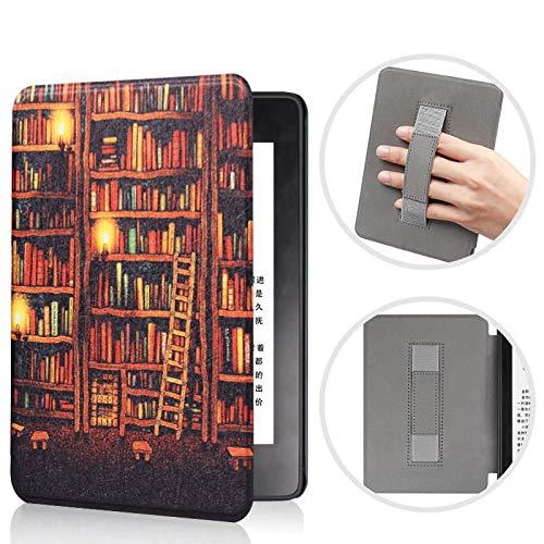 BENGKUI Für alle neuen Kindle 2019 Fall dünnste leichteste PU Leder Smart Cover...