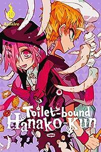 Toilet-bound Hanako-kun Vol. 10 (English Edition) par AidaIro