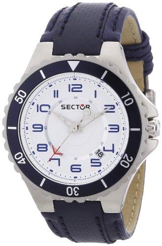 7609b759c5b Check price Sector 175 Series 3 Hand Men s Watch Blue Strap ...
