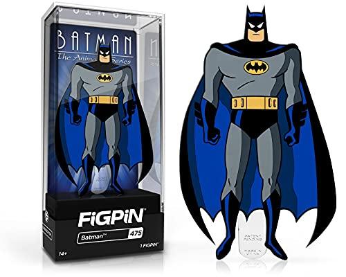Batman : The Animated Series Batman FiGPiN Pin's classique en émail