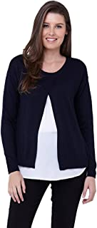 Ripe Maternity Women's Cross Front Nursing Sweater
