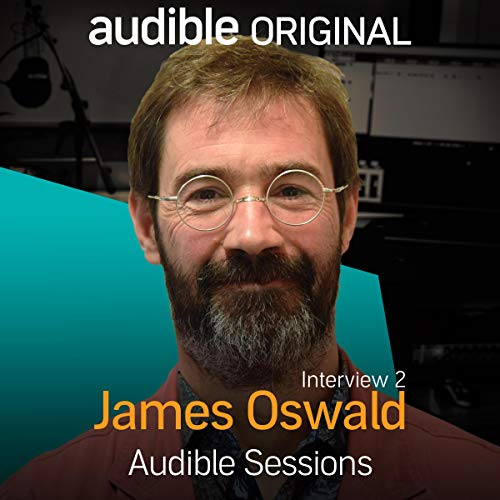 James Oswald - September 2018 audiobook cover art