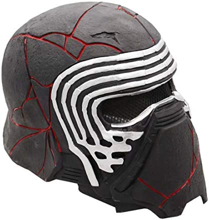 Kylo Ren Helmet Mask with Voice Changer Latex Electronic Full Head Mask with Sound Costume Toy product image