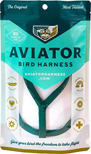 Le AVIATOR Oiseau Harnais: Mini Vert