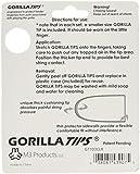 Immagine 1 gorilla tips protezioni per dita