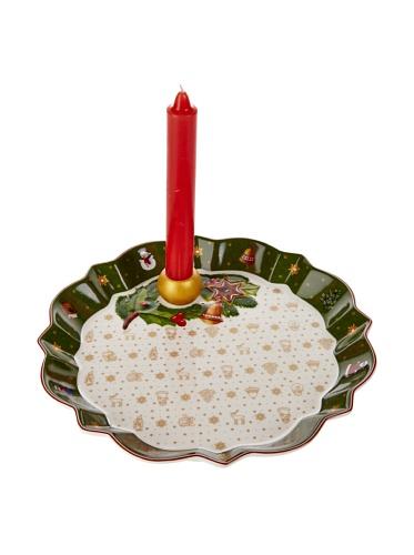 Villeroy & Boch Toy's Fantasy Coppa con candeliere Tondo