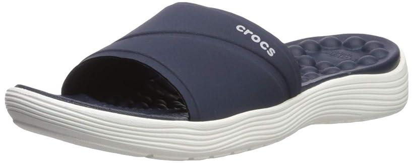 トーン会計一般化する[Crocs] レディース US サイズ: 10 M US カラー: ブルー