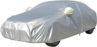 Kley /& Partner Halbgarage Auto Abdeckung Plane Haube wasserdicht UV resistent kompatibel mit Volvo V60 Cross Country ab 2015