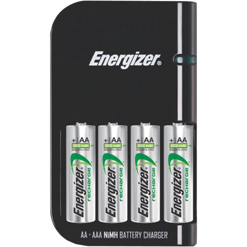EVECH15MNCP4 - Energizer 15-Minute Charger