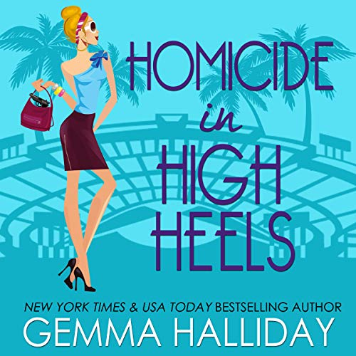 Homicide in High Heels                   By:                                                                                                                                 Gemma Halliday                               Narrated by:                                                                                                                                 Caroline Shaffer                      Length: 7 hrs and 38 mins     106 ratings     Overall 4.5