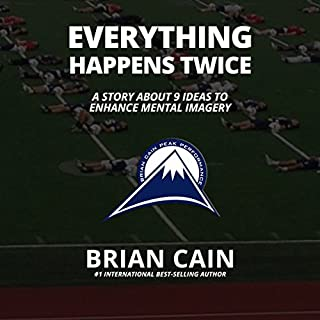Everything Happens Twice: A Story about 9 Ideas to Enhance Mental Imagery audiobook cover art
