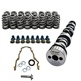 Texas Speed TSP Stage 3 Low Lift Truck Camshaft Vortec Truck Cam 3 Bolt Cam 4.8 5.3 6.0,Includes GM...